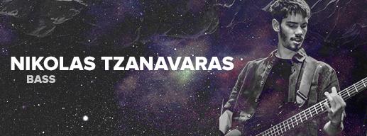 Nikolas Tzanavaras - Bass