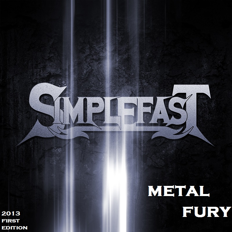 Metal fury-first edition 2013