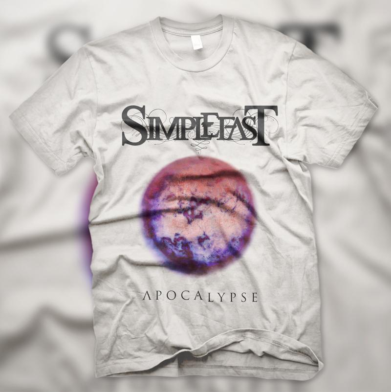 Simplefast Apocalypse Tshirt